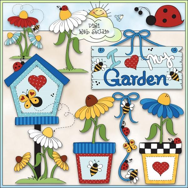 Country clipart child garden Clip Clip Clark NE My