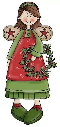 Country clipart christmas ornaments CHRISTMAS CLIP  ART 1