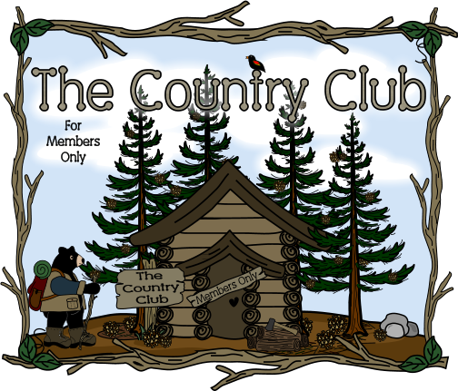 Country clipart country store Country Fans Clipart art clipart