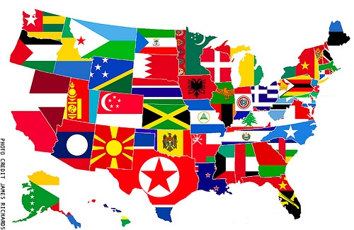 Country clipart different culture Opposite has different country Michelle's