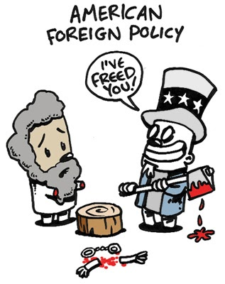 Country clipart foreign policy I My Spleen: Policy