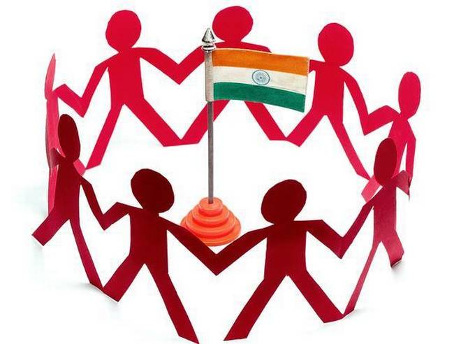 Country clipart foreign policy The  Parivar's saffron must