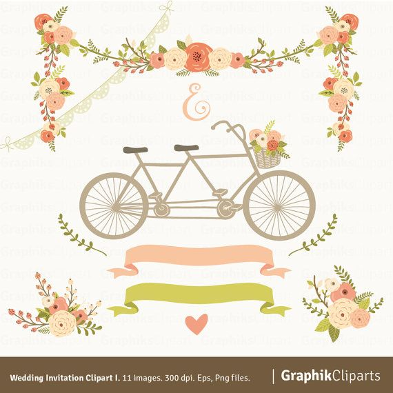 Country clipart garland On by 70 Floral Garland