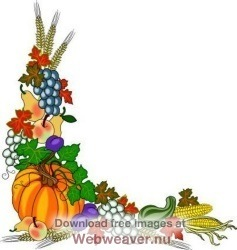 Country clipart garland Clipart Garland Sunflower Country