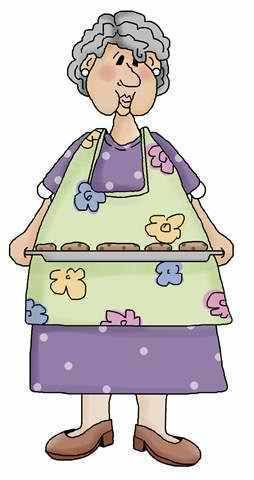 Country clipart grandma 259 Love best from Pinterest
