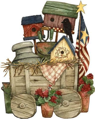 Country clipart grandma On on Pinterest Find ღ