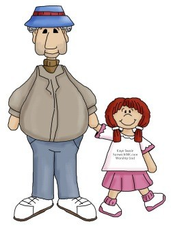 Country clipart great grandparent Wise be comfy shoes for