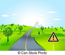 Country clipart lane  055 lane lane Images