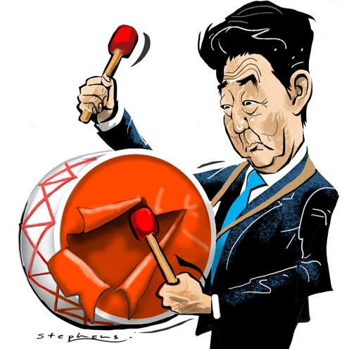Country clipart nationalism Tireless his Abe's travelling of