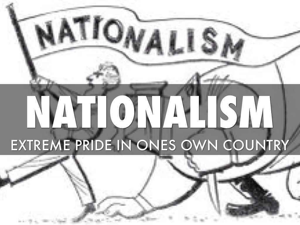 Country clipart nationalism Of culture ones's nation? devotion