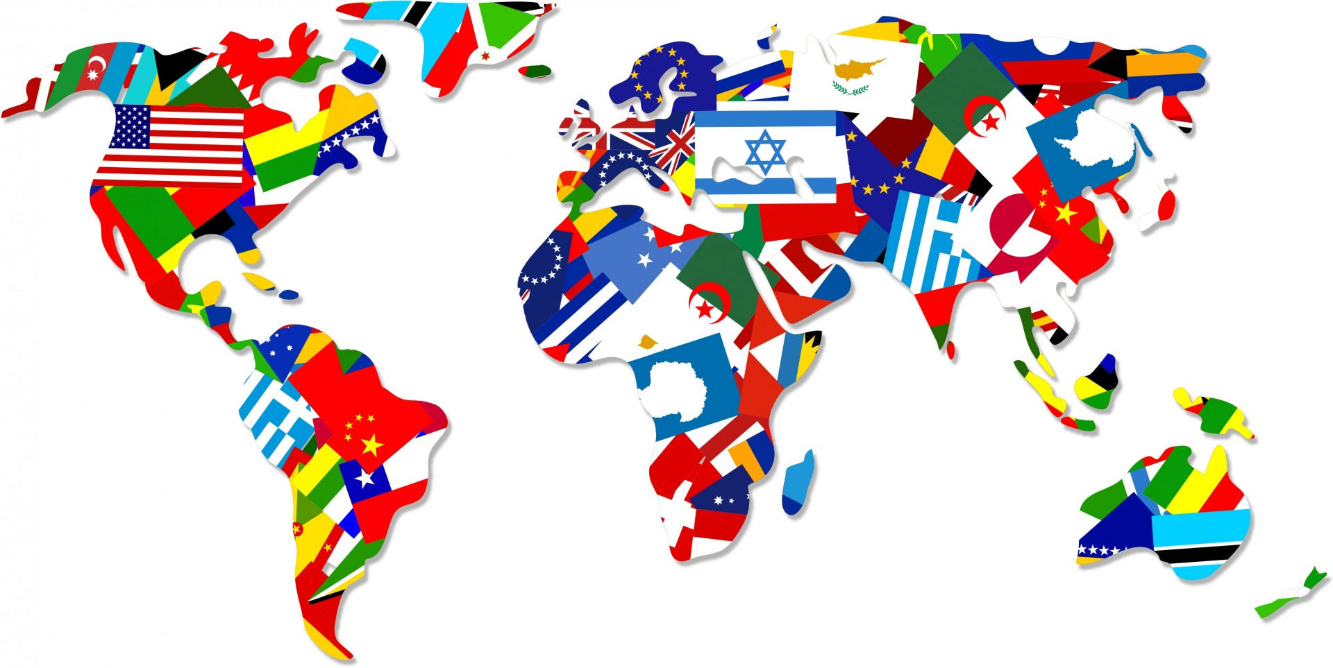 Country clipart our world Flag Flag Collection of Vector