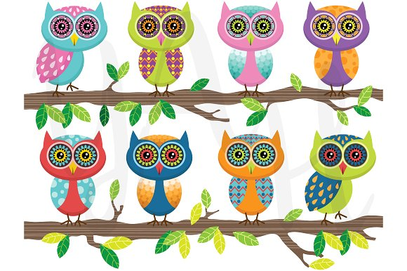 Country clipart owl Owl ~ Cute Creative Cute
