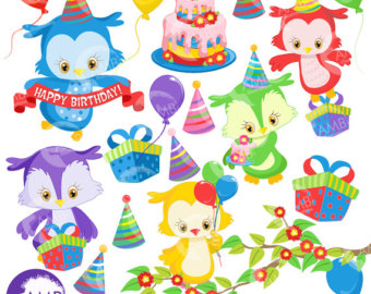Country clipart owl Party clipart Owl Wedding clipart