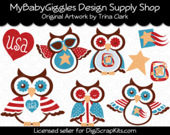 Country clipart owl Clip Graphics Summer Making owl