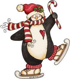 Penguin clipart country Children art Kids Iστού téli