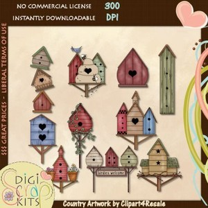 Country clipart primitive  inklings Country country Prim