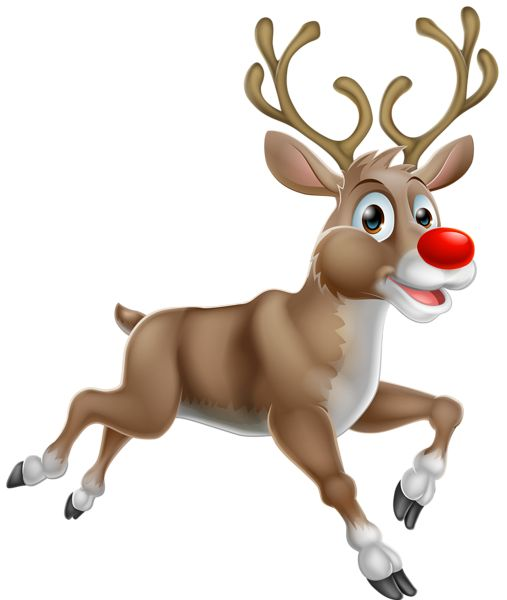Country clipart reindeer Best Christmas Clipart 102 Rudolph