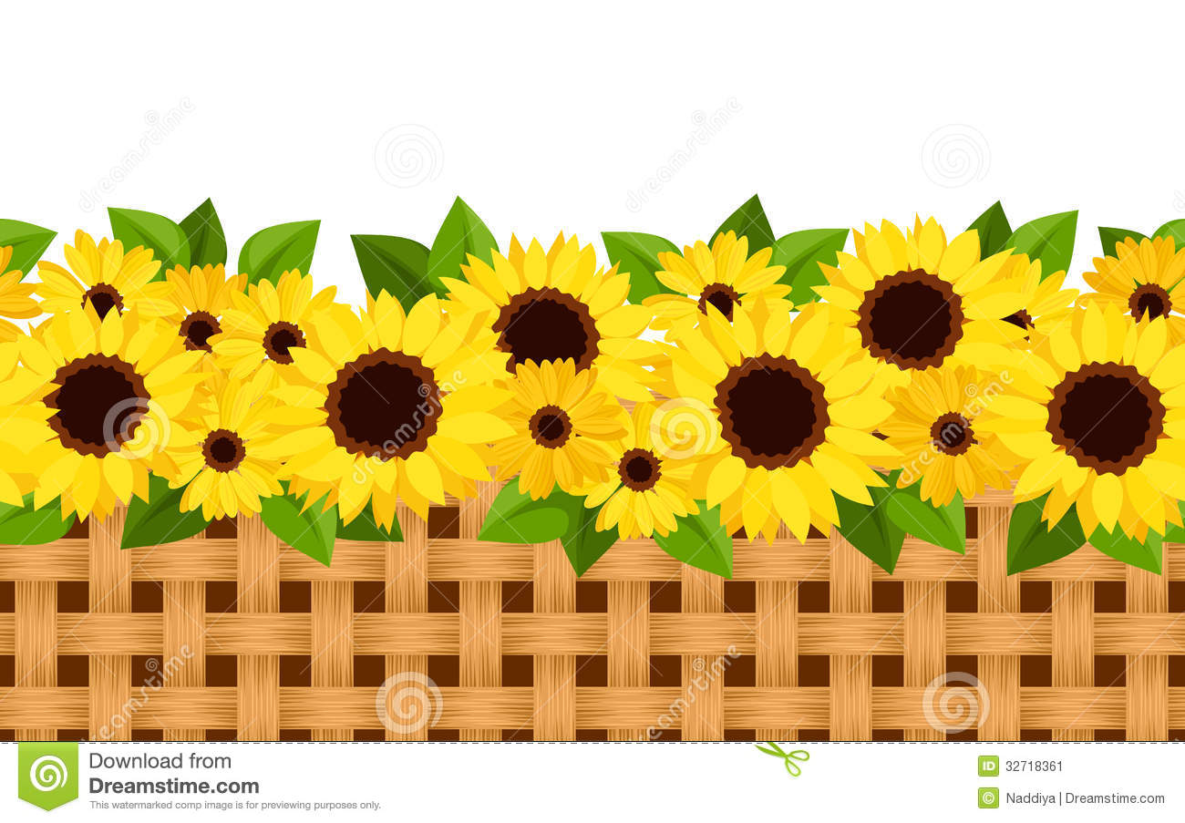Sunflower clipart wallpaper Country Art Download Clipart –
