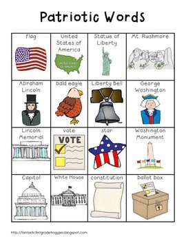 Country clipart us symbol Best American and symbols Words