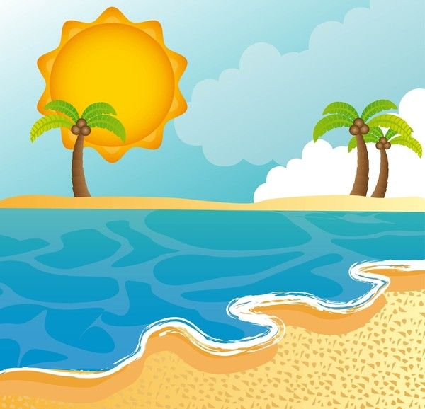 Countyside clipart animated Papier background on images landscape