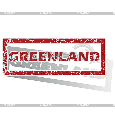 Countyside clipart green land Ryabokon Photos Greenland Outlined red