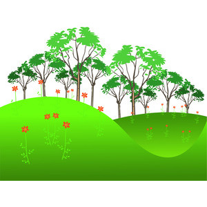Countyside clipart meadow In Growing Growing a M