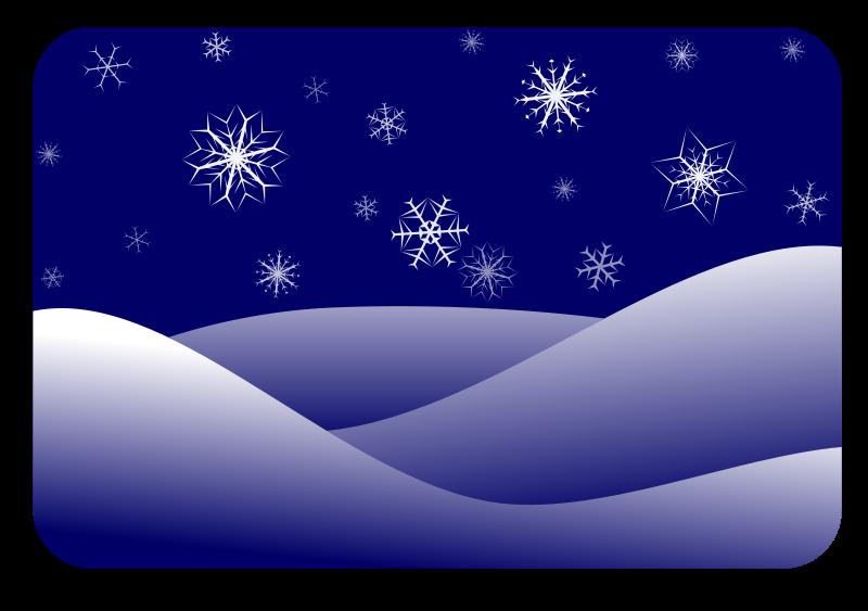 Countyside clipart scenary Winter Download Scenery Scenery Clip