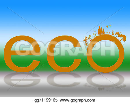 Countyside clipart summer scenery Go Drawing eco scenic Word