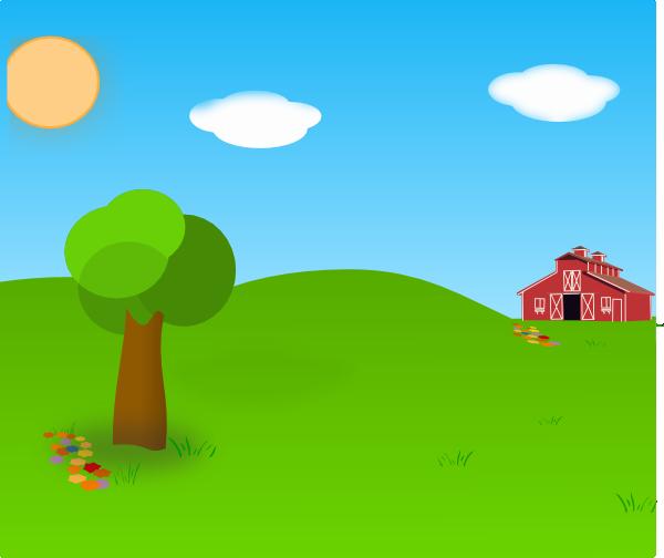 Feilds clipart empty farm Pixels Farm Pinterest farm 600×504