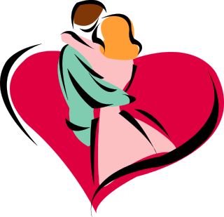 K.o.p.e.l. clipart retro Couple 3 Download Clip Valentine