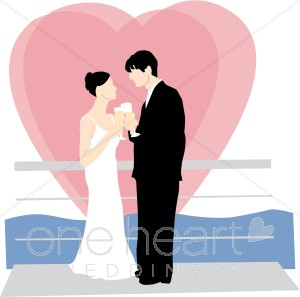 Couple clipart pink Clipart collection Christian Clipart Wedding