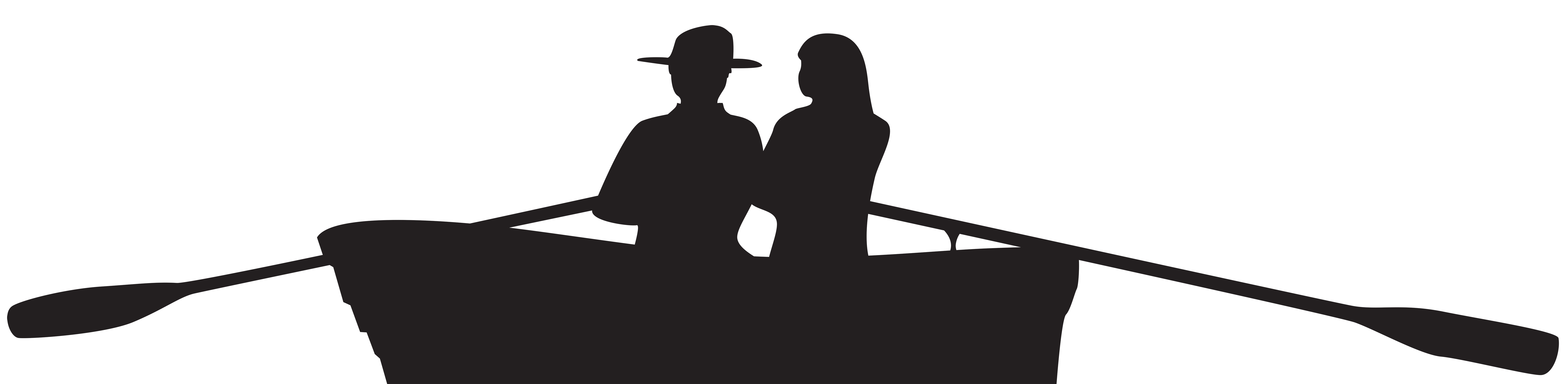 Couple clipart transparent PNG Art full Silhouette View