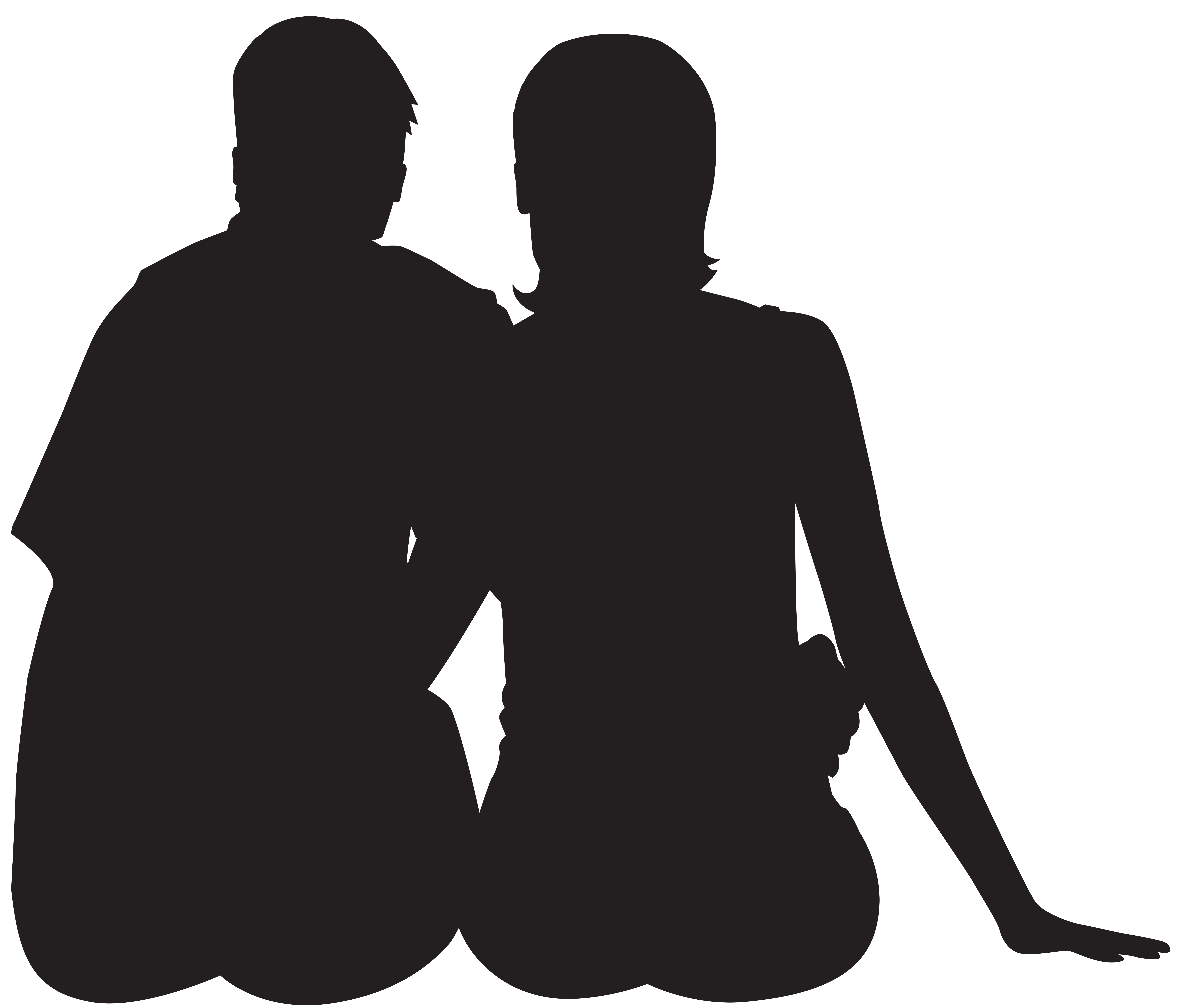 Couple clipart transparent Clip Image full PNG View
