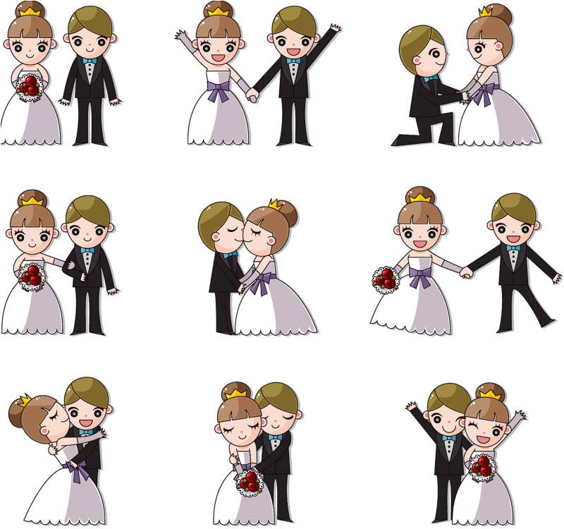 Couple clipart wedding vector Pinterest wedding couples Cute Cute