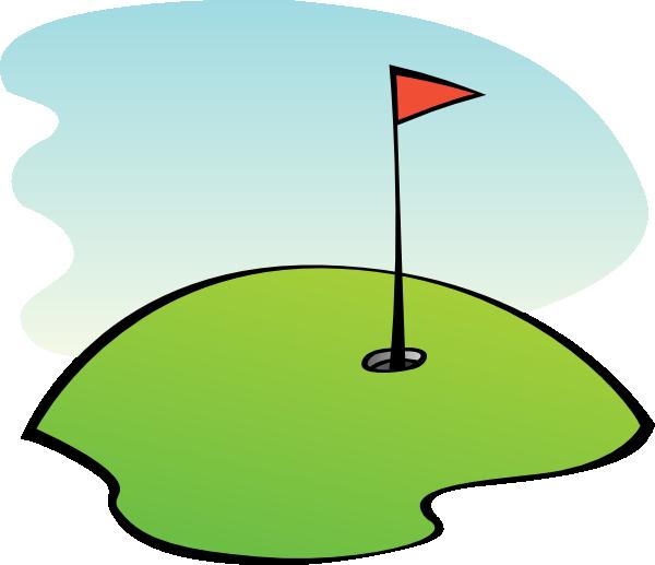 Course clipart Pins Clip Free Golf Course