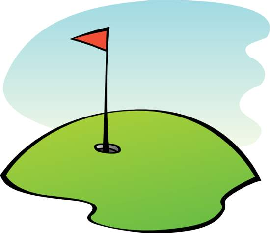 Golf Course clipart #14