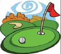 Golf Course clipart #10
