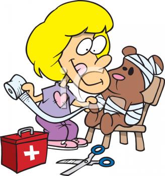 Teddy clipart doctor #5