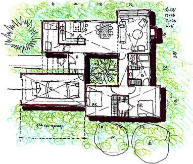 Courtyard clipart monastery Best courtyard floorplan on w