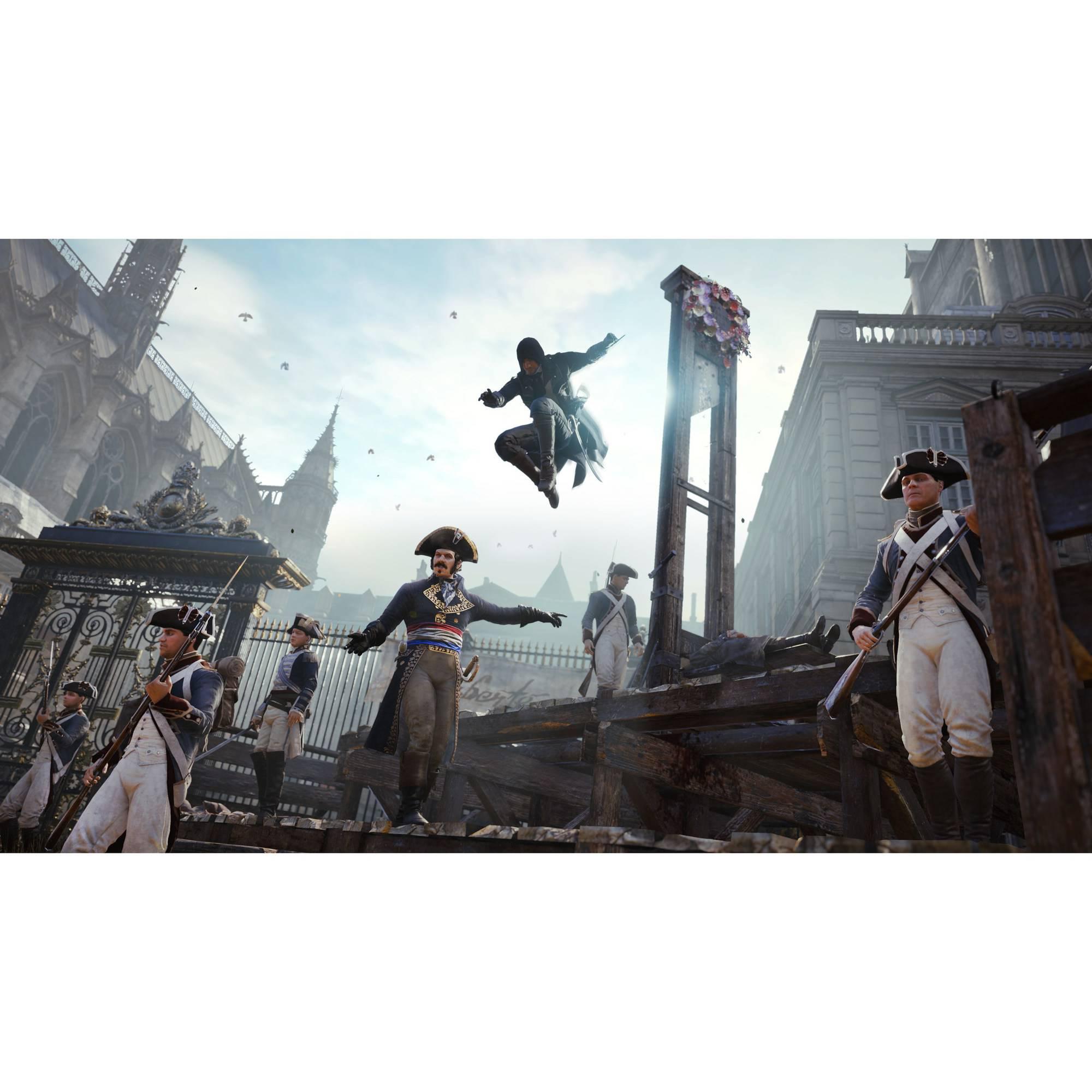 Cover clipart assassin's creed unity (PS4) Unity com Assassin's Walmart