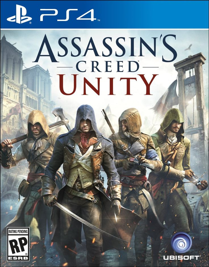 Cover clipart assassin's creed unity On cover ps4 48 creed