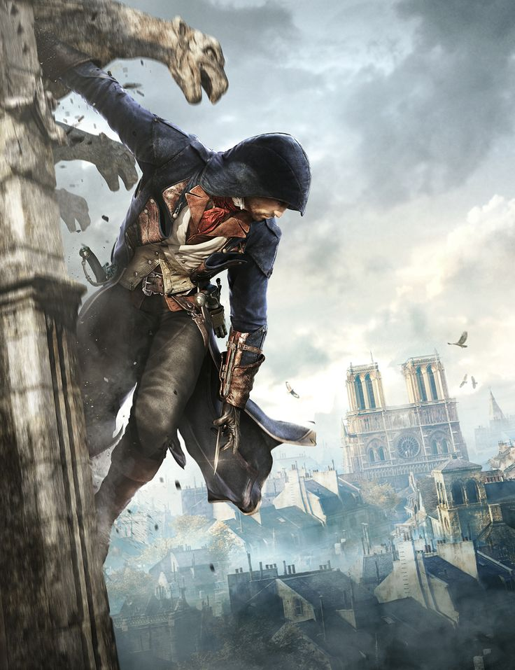 Cover clipart assassin's creed unity Ideas Behance on Art Creed