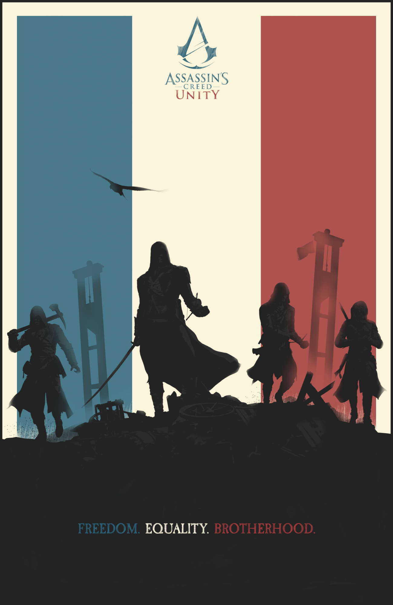 Cover clipart assassin's creed unity Unity Creed Entries Unity [Competition