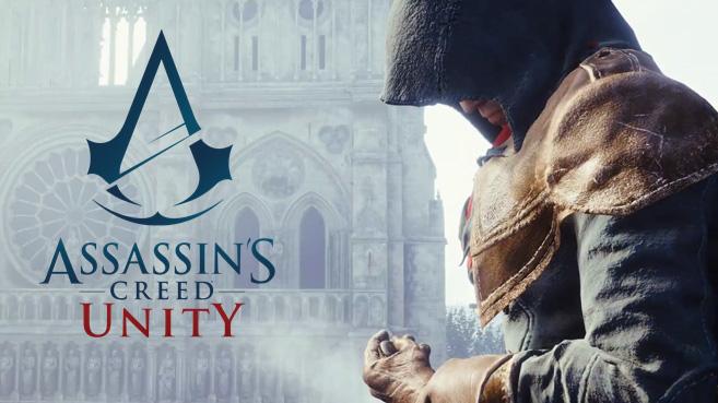 Cover clipart assassin's creed unity E3  la Creed Assassin's