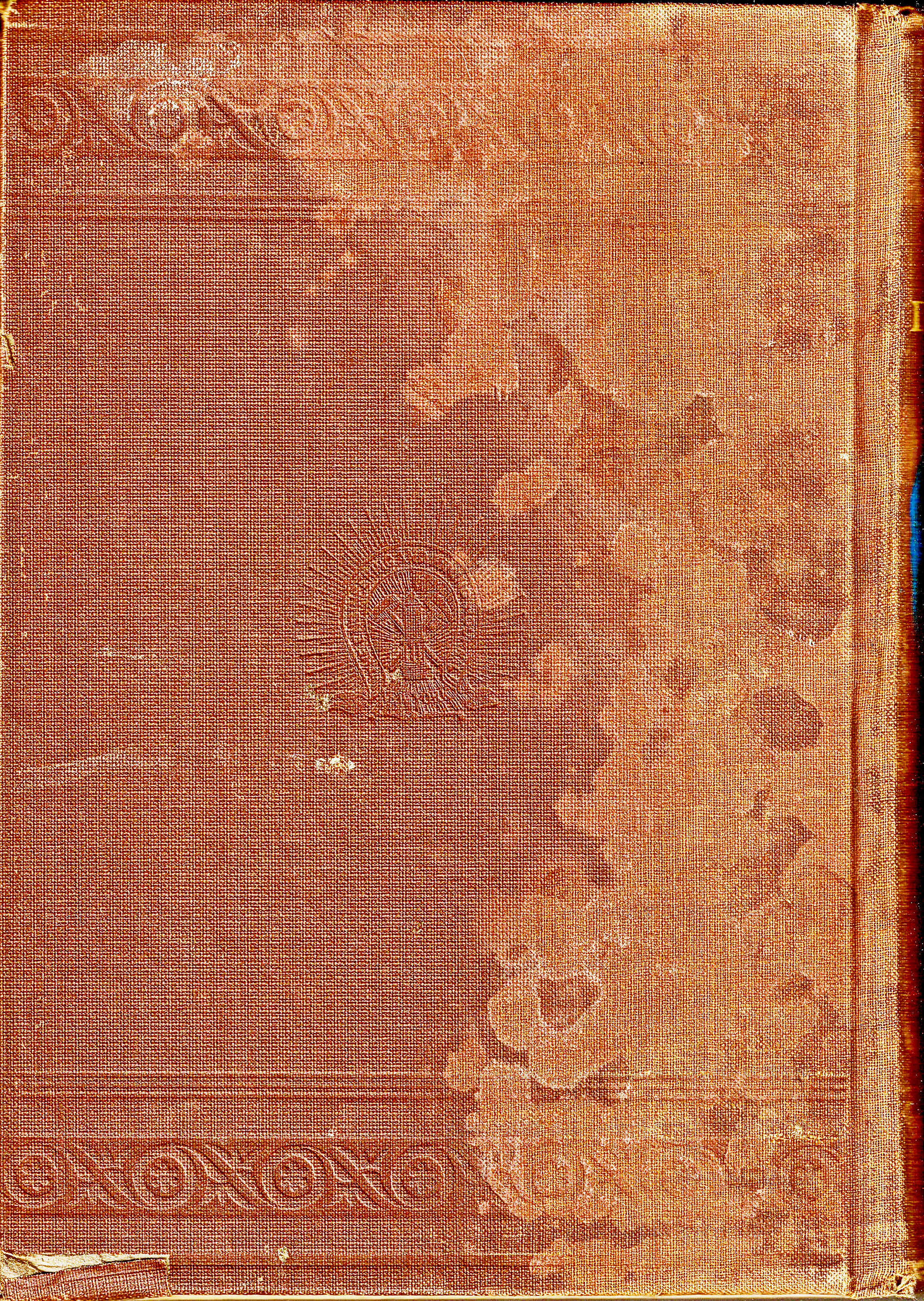 Bobook clipart back cover Book Background  Waterstained Waterstained