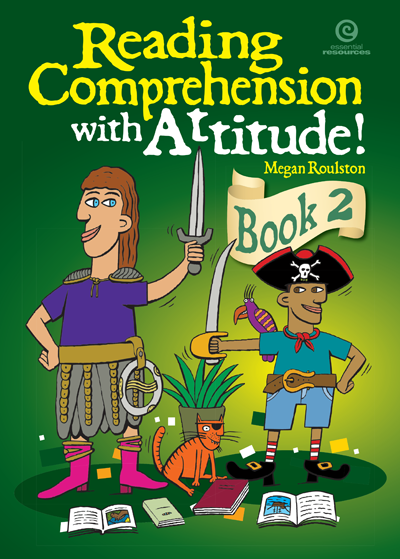 Cover clipart comprehension Resources Attitude! Reading Essential Comprehension