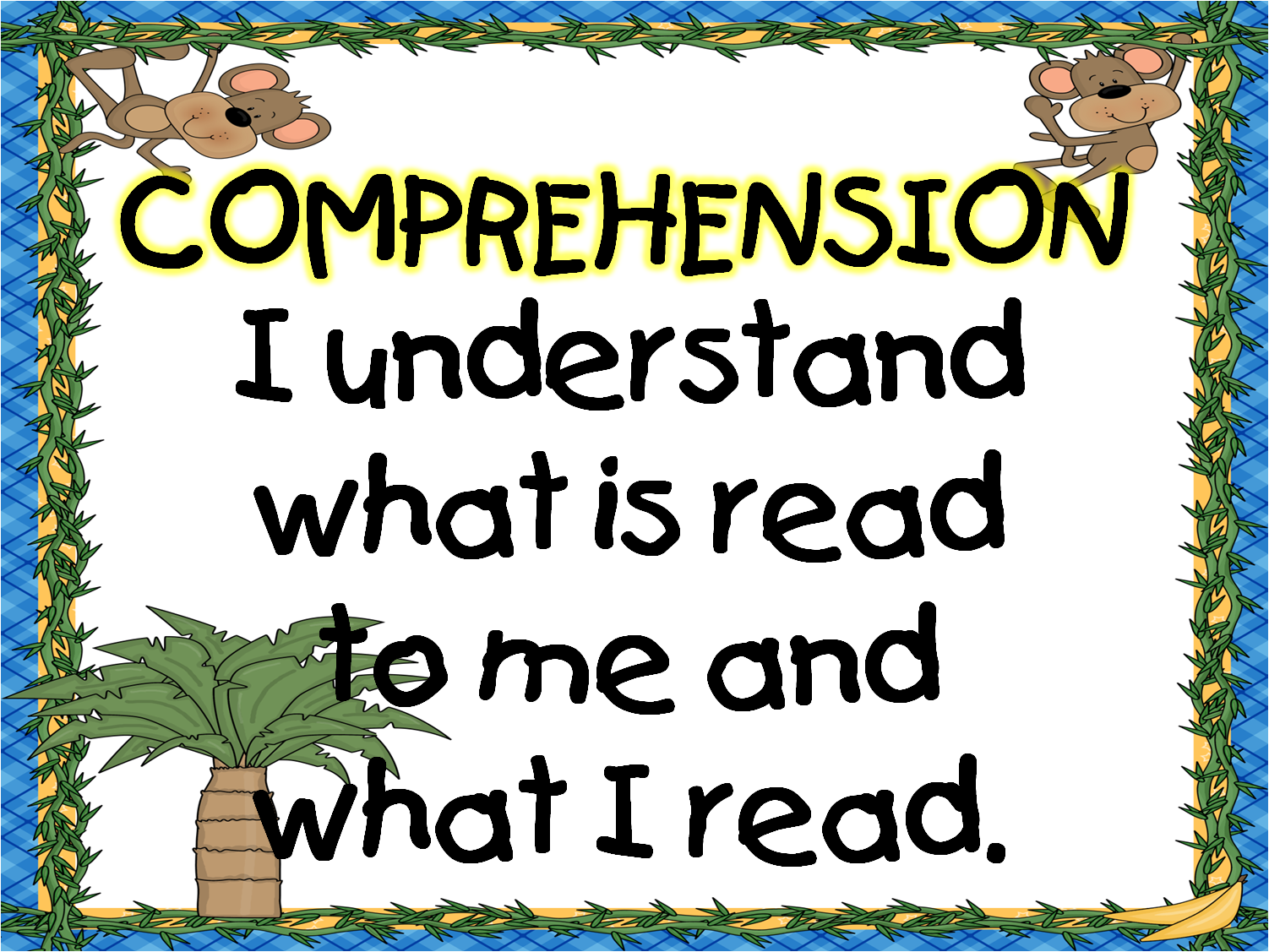 Cover clipart comprehension And Methods comprehension Comprehension The