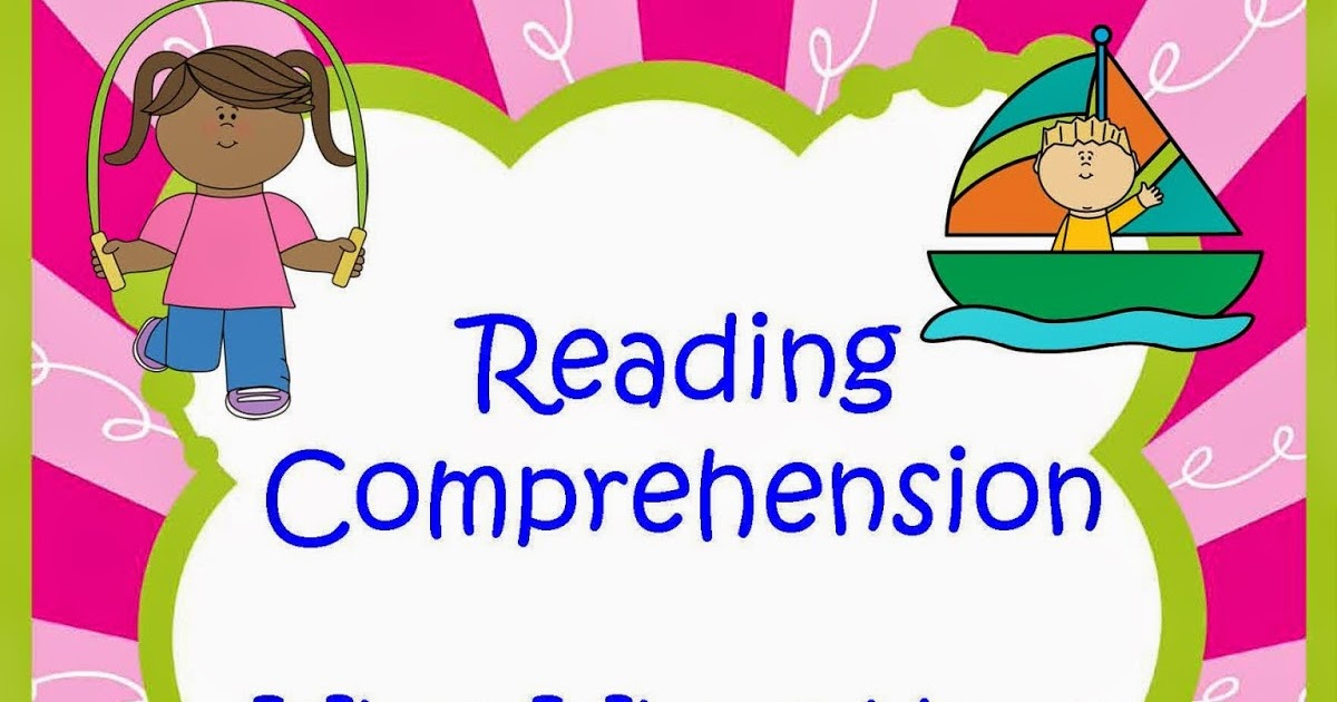Cover clipart comprehension What? Kindergarten  Who? Dr