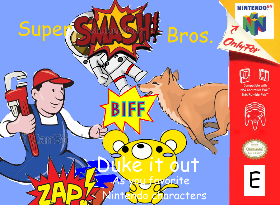 Covered clipart super smash bro Meme Smash Know Your Covers