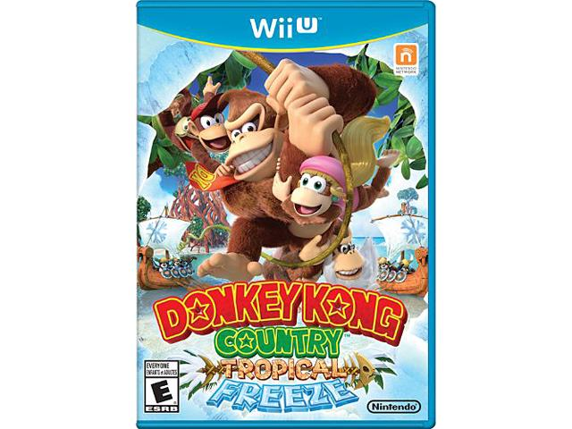 Cover clipart donkey kong tropical freeze #1